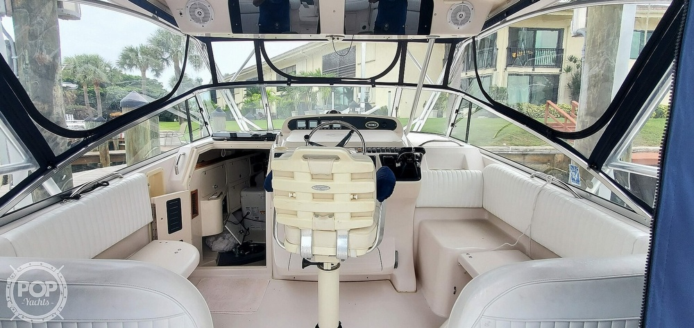 2002 Grady-White boat for sale, model of the boat is 330 Express & Image # 24 of 40