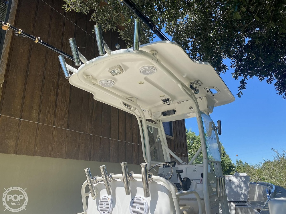 2007 Everglades boat for sale, model of the boat is 243cc & Image # 9 of 40