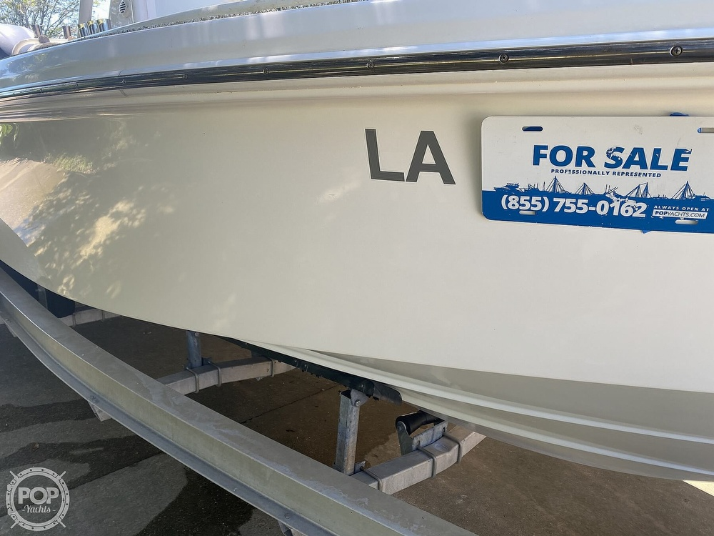 2007 Everglades boat for sale, model of the boat is 243cc & Image # 25 of 40