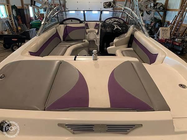 2007 Tige boat for sale, model of the boat is 24VE & Image # 6 of 14