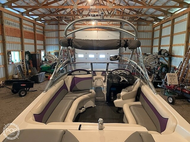 2007 Tige boat for sale, model of the boat is 24VE & Image # 9 of 14