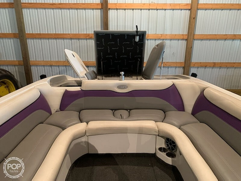 2007 Tige boat for sale, model of the boat is 24VE & Image # 11 of 14