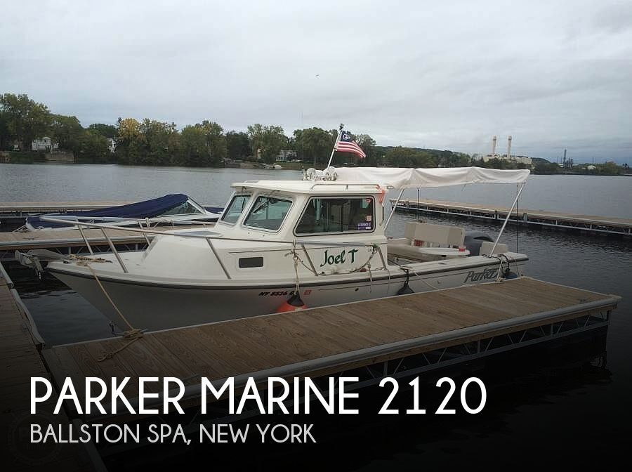 Used Power boats For Sale in Albany, New York by owner | 2014 Parker Marine 2120sc
