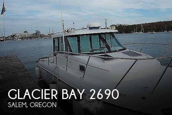 2001 Glacier Bay boat for sale, model of the boat is 2690 Coastal Runner & Image # 1 of 2