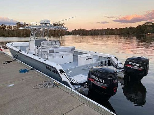 2007 Twin Vee 36' Catamaran - #$LI_INDEX