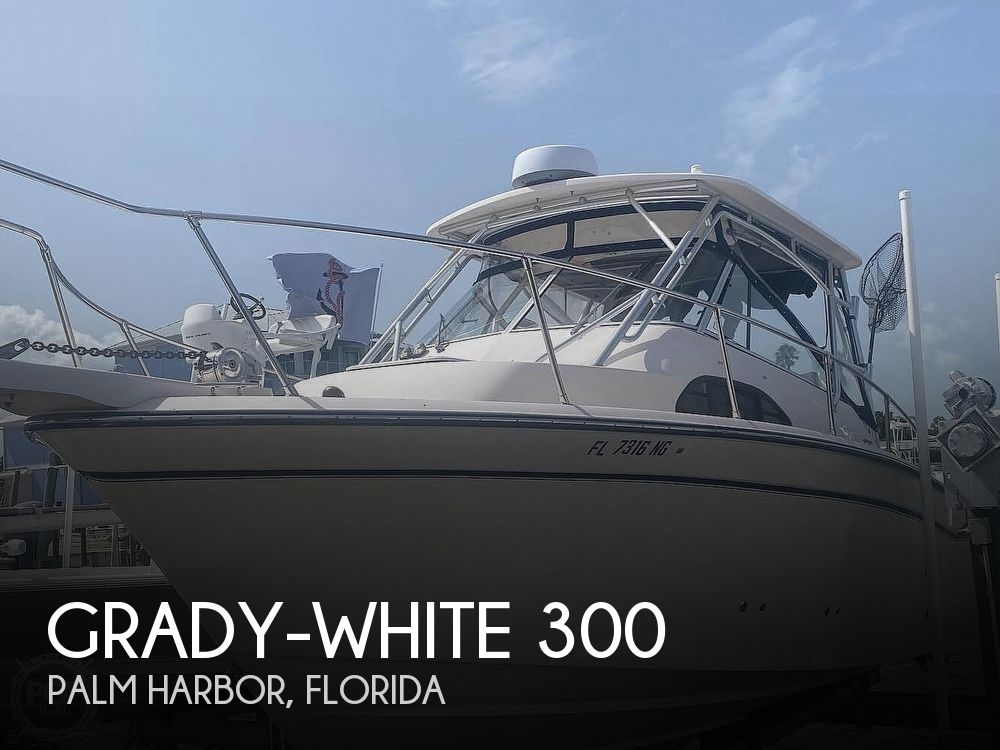 Used Grady-White Boats For Sale in United States by owner | 2006 Grady-White Marlin 300