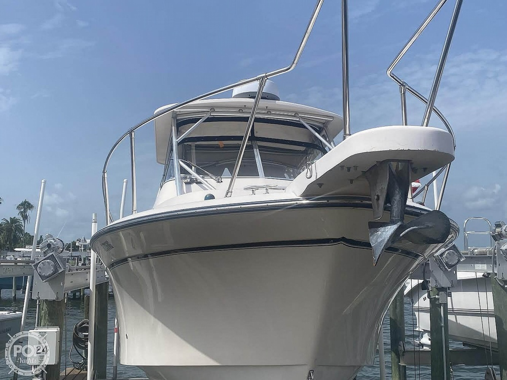 2006 Grady-White boat for sale, model of the boat is Marlin 300 & Image # 2 of 40