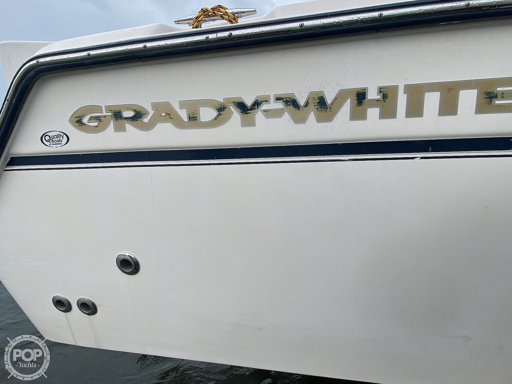2006 Grady-White boat for sale, model of the boat is Marlin 300 & Image # 5 of 40