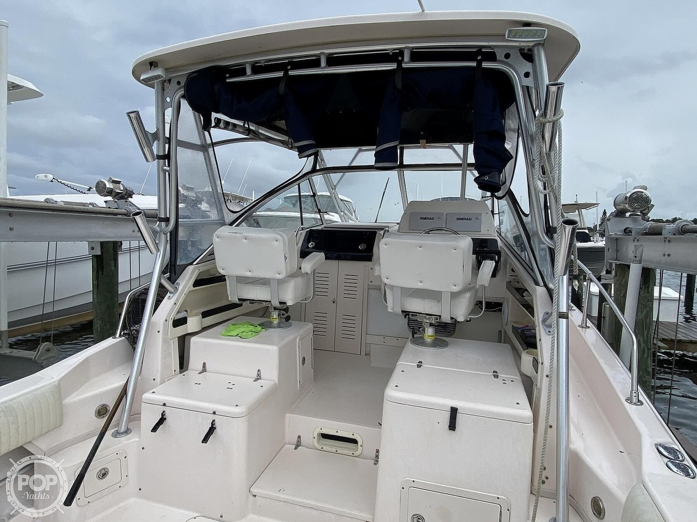 2006 Grady-White boat for sale, model of the boat is Marlin 300 & Image # 11 of 40