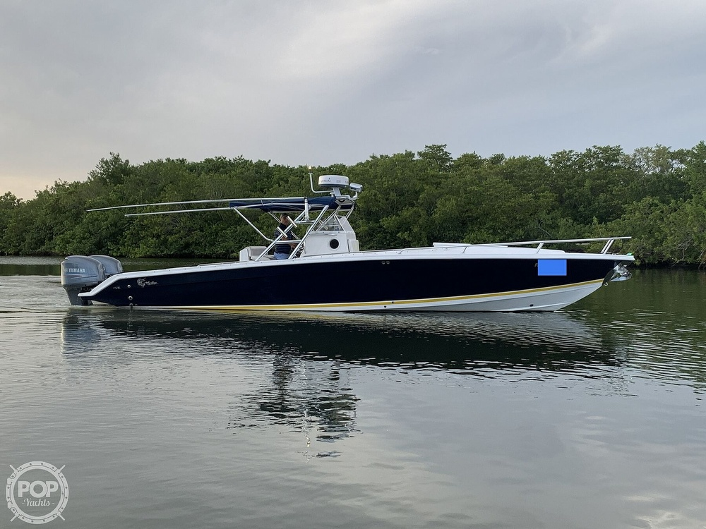 2002 Marlago boat for sale, model of the boat is FS 35 & Image # 2 of 40