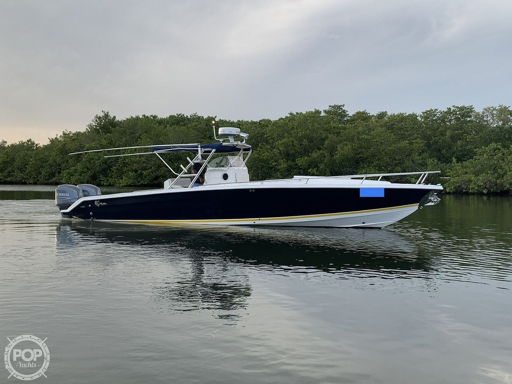 2002 Marlago boat for sale, model of the boat is FS 35 & Image # 8 of 40