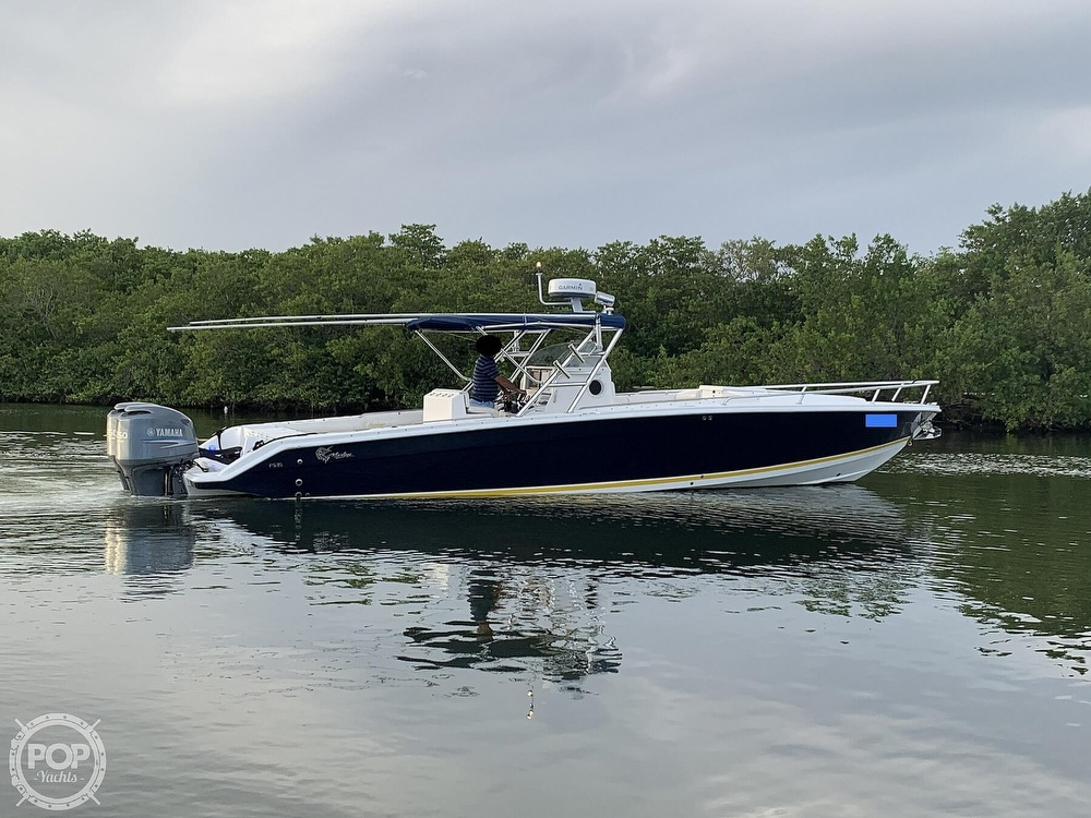 2002 Marlago boat for sale, model of the boat is FS 35 & Image # 9 of 40