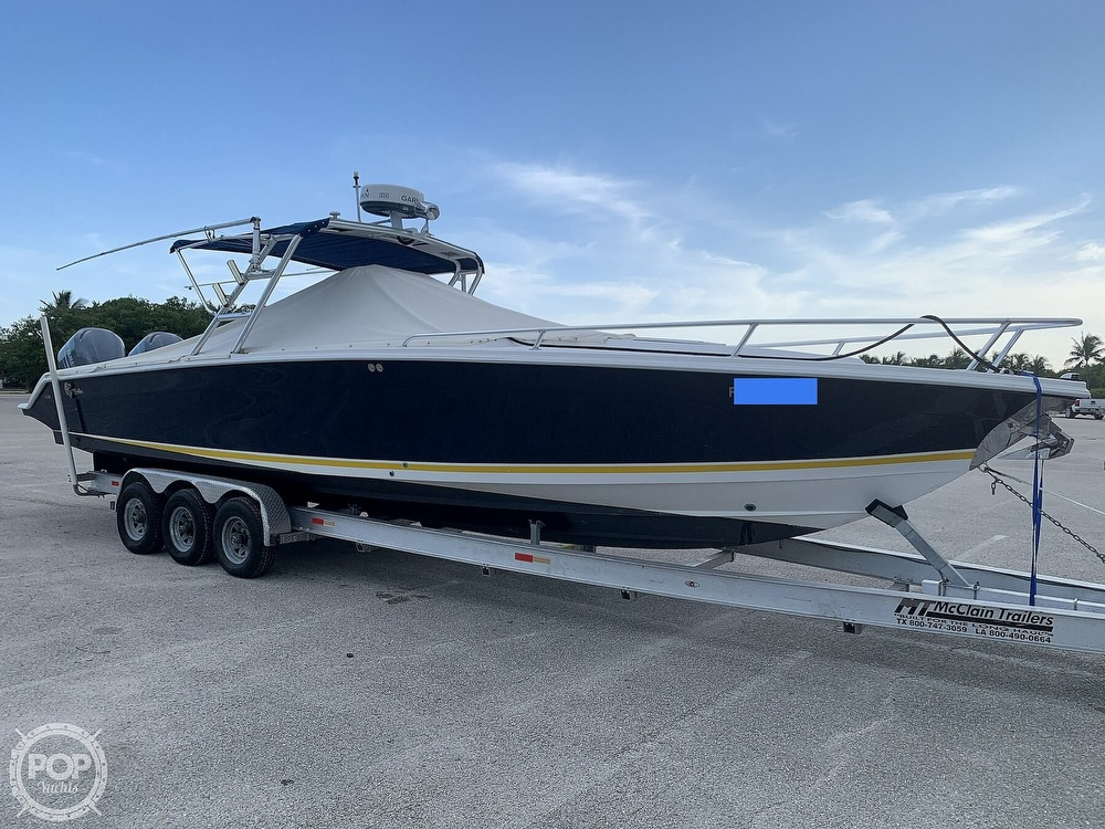 2002 Marlago boat for sale, model of the boat is FS 35 & Image # 10 of 40