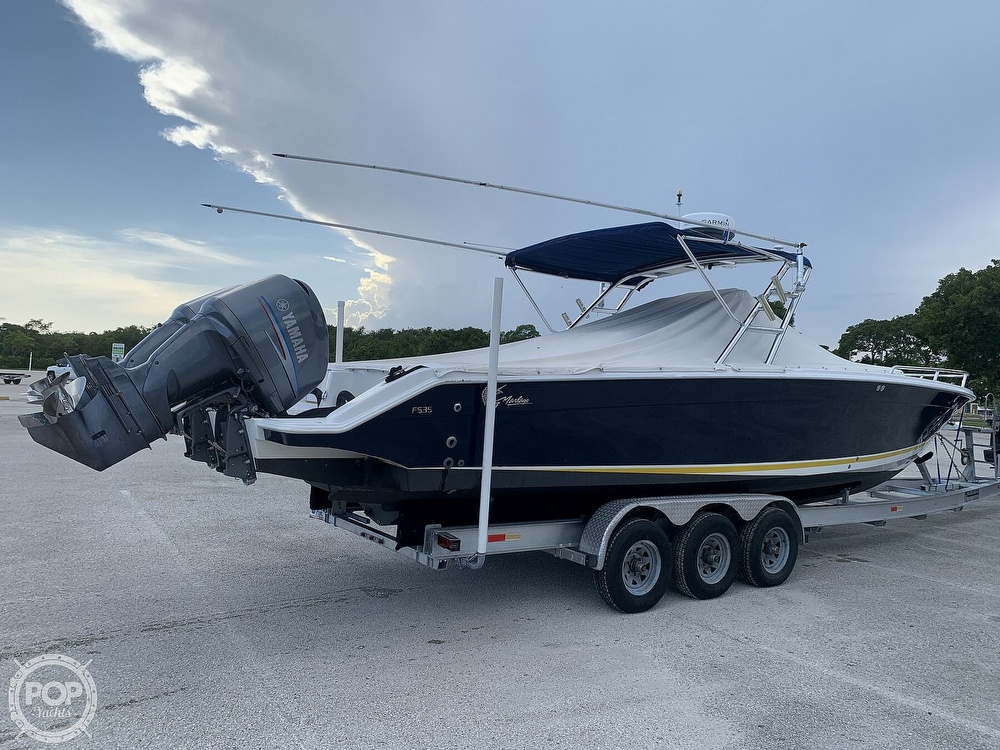 2002 Marlago boat for sale, model of the boat is FS 35 & Image # 13 of 40