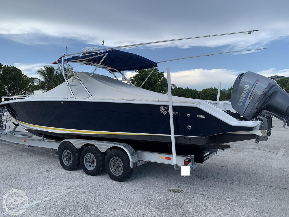 2002 Marlago boat for sale, model of the boat is FS 35 & Image # 17 of 40