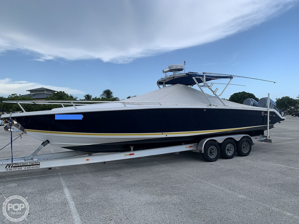 2002 Marlago boat for sale, model of the boat is FS 35 & Image # 19 of 40