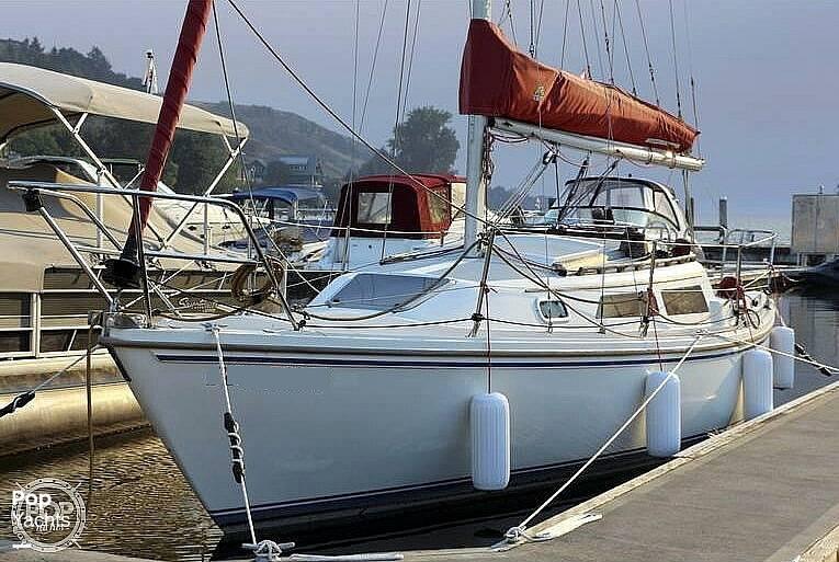 1988 Catalina 27 Wing - #$LI_INDEX