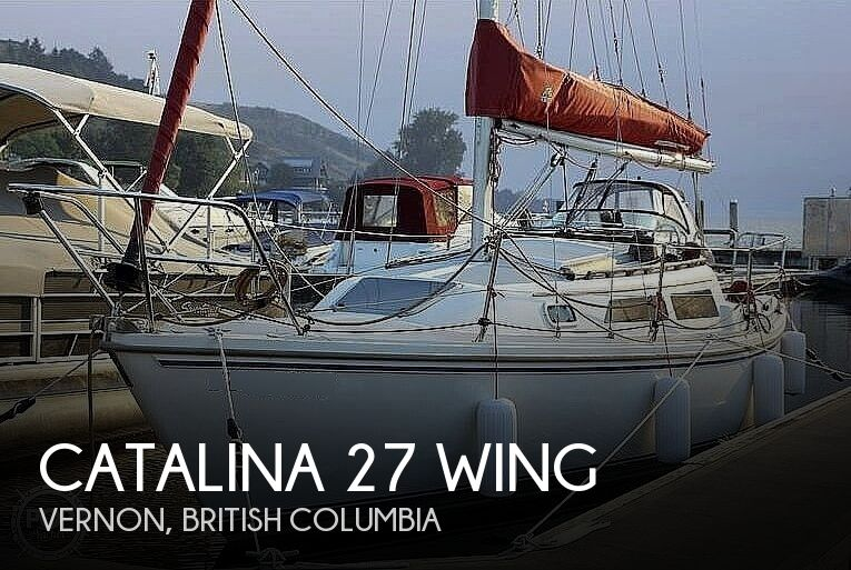 1988 Catalina Yachts boat for sale, model of the boat is 27 Wing & Image # 1 of 9