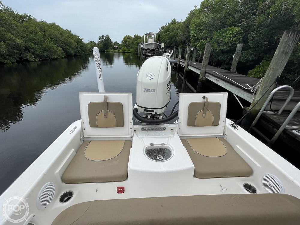 2021 Sundance boat for sale, model of the boat is DX22 & Image # 15 of 40
