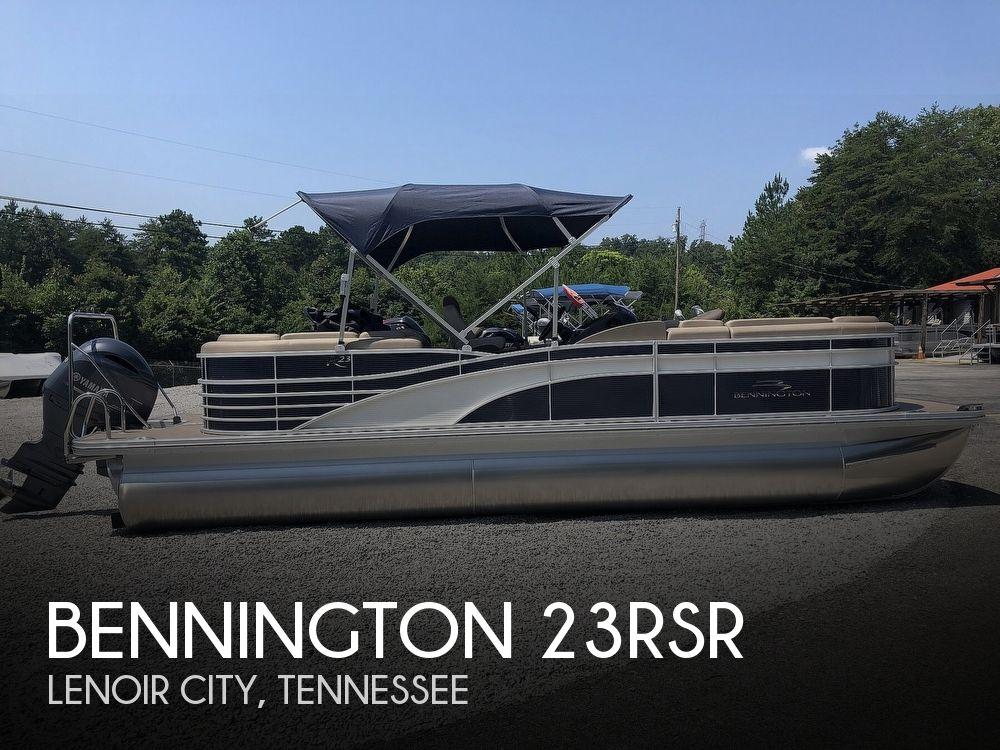 Used Power boats For Sale in Tennessee by owner   2020 Bennington 23RSR