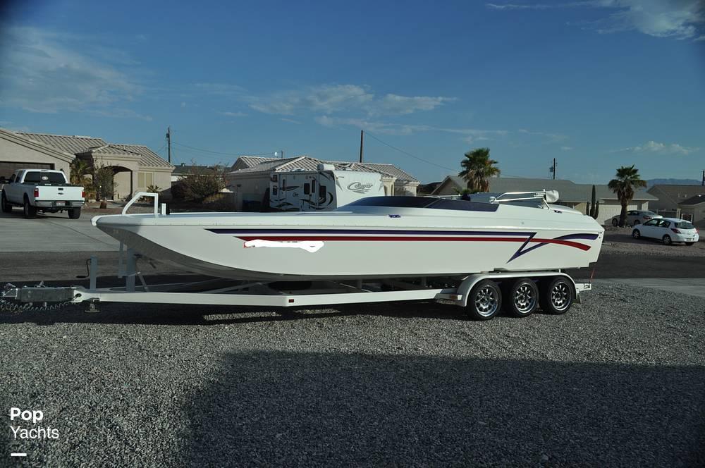 1997 Eliminator boat for sale, model of the boat is Daytona 25 & Image # 35 of 40