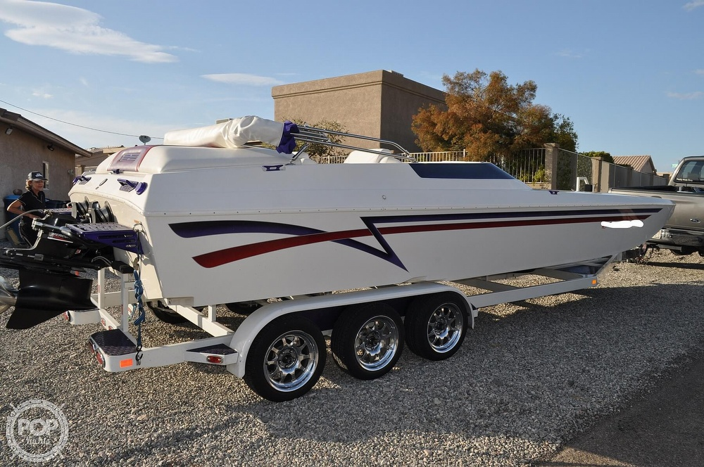 1997 Eliminator boat for sale, model of the boat is Daytona 25 & Image # 33 of 40