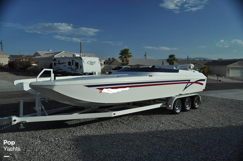 1997 Eliminator boat for sale, model of the boat is Daytona 25 & Image # 2 of 40