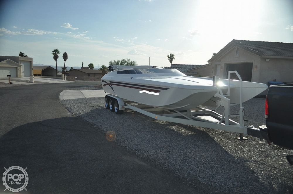 1997 Eliminator boat for sale, model of the boat is Daytona 25 & Image # 34 of 40