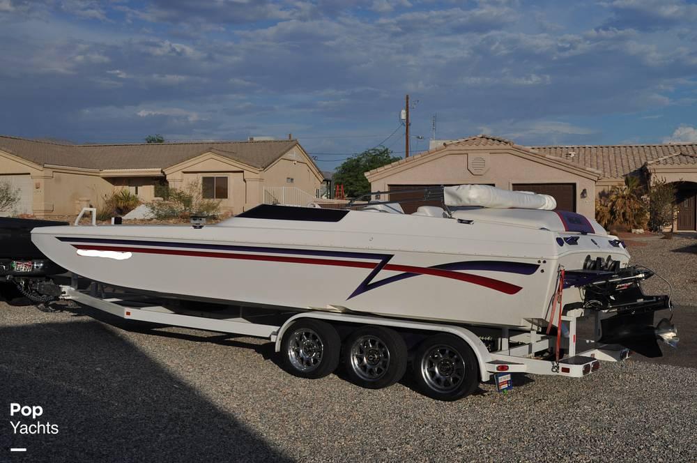 1997 Eliminator boat for sale, model of the boat is Daytona 25 & Image # 39 of 40
