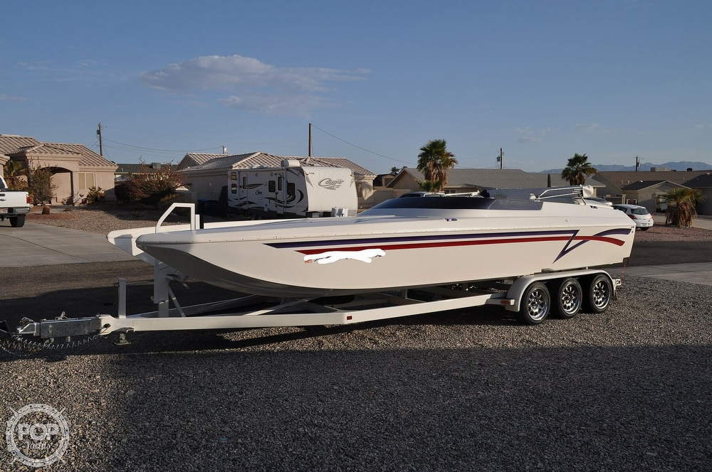1997 Eliminator boat for sale, model of the boat is Daytona 25 & Image # 40 of 40