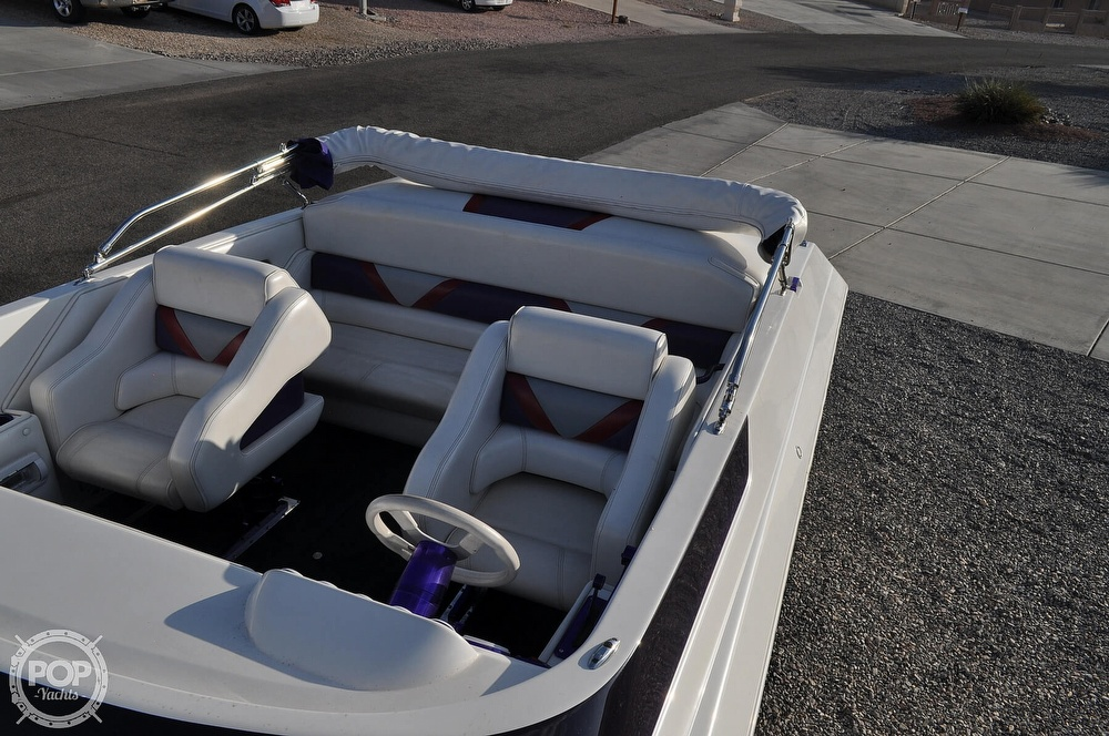 1997 Eliminator boat for sale, model of the boat is Daytona 25 & Image # 4 of 40