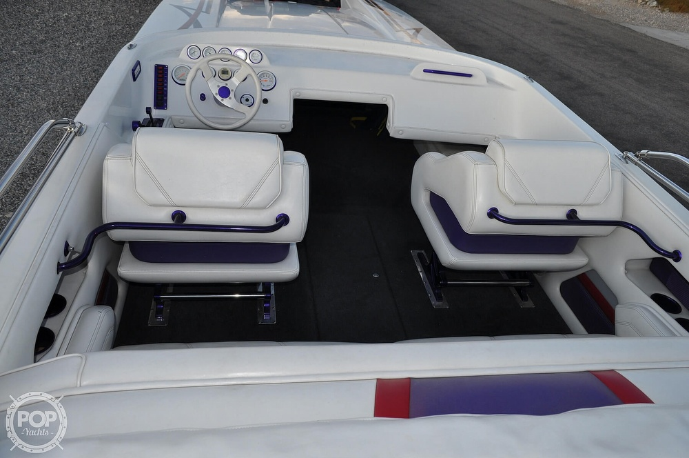 1997 Eliminator boat for sale, model of the boat is Daytona 25 & Image # 16 of 40