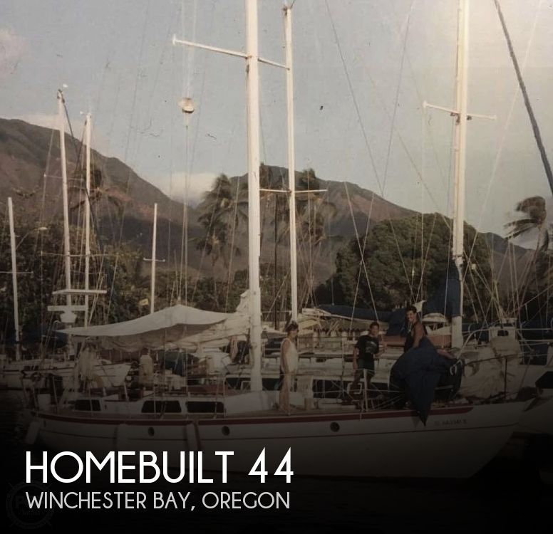 1979 Homebuilt boat for sale, model of the boat is 44 & Image # 1 of 13