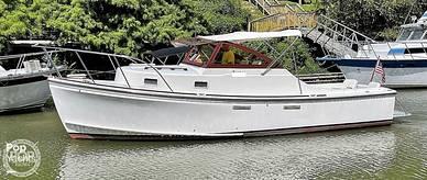 Cape Dory Open Fisherman, 28', for sale - $48,950