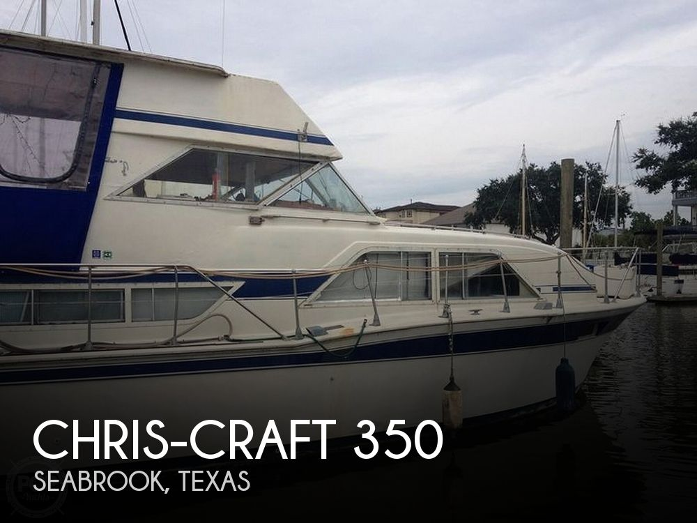 1974 Chris Craft boat for sale, model of the boat is 350 Double Cabin & Image # 1 of 1