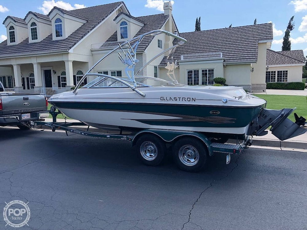 2002 Glastron boat for sale, model of the boat is Gx205 & Image # 7 of 40