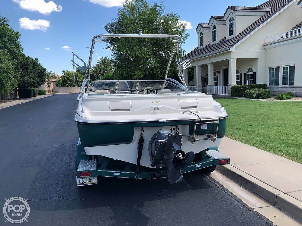 2002 Glastron boat for sale, model of the boat is Gx205 & Image # 11 of 40