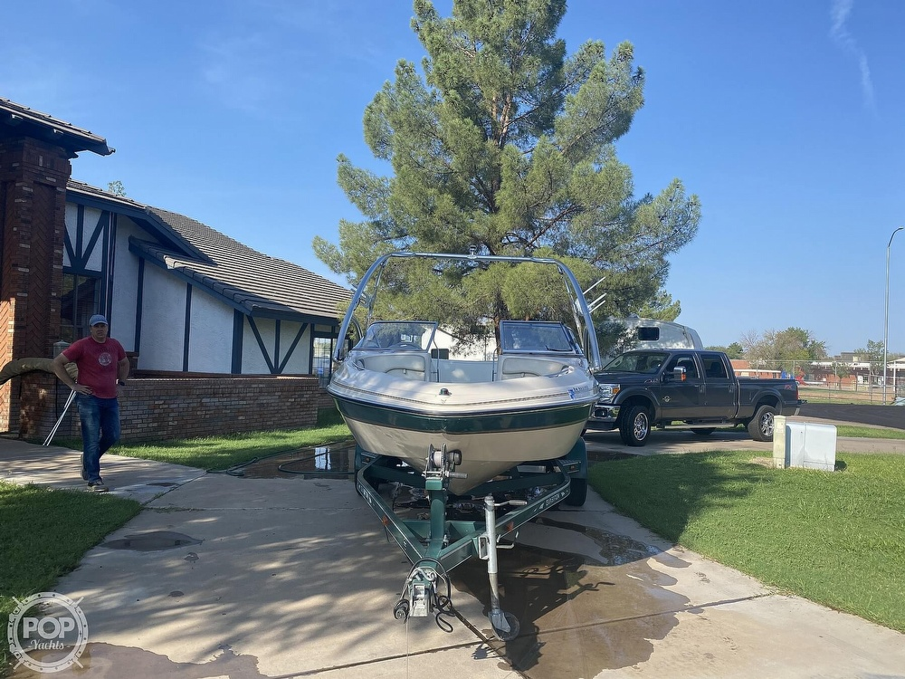 2002 Glastron boat for sale, model of the boat is Gx205 & Image # 12 of 40