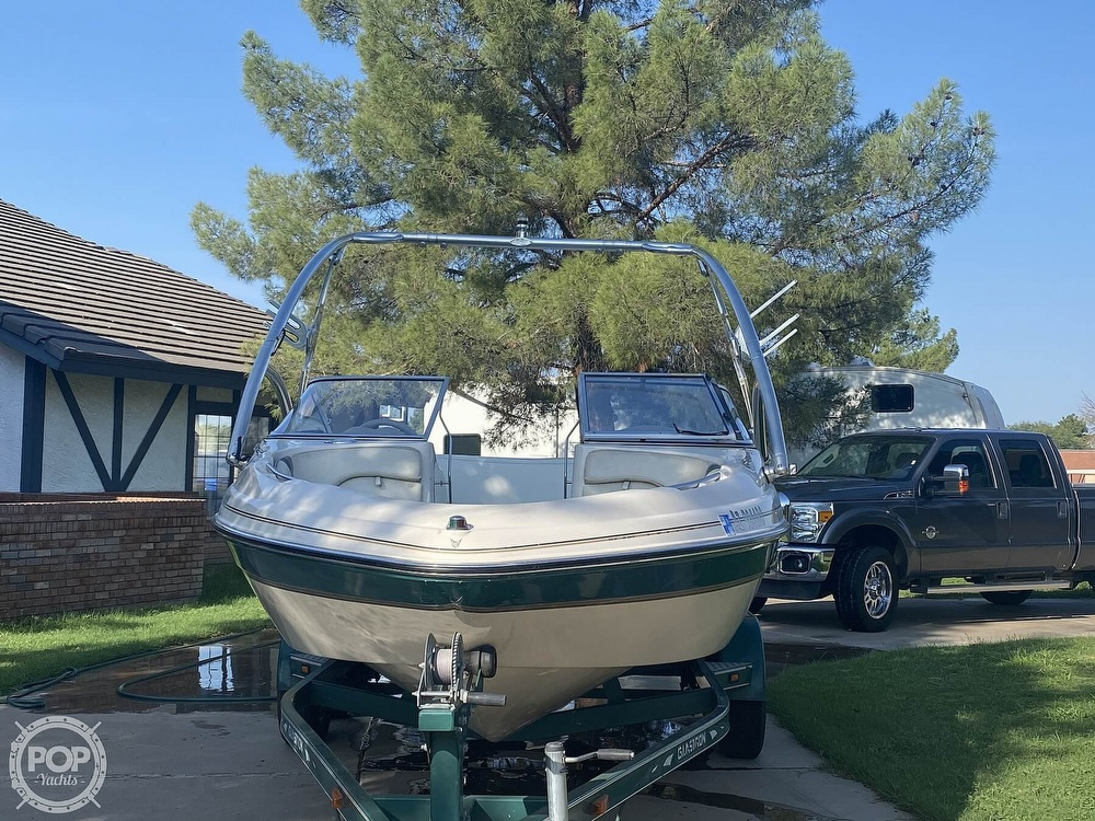2002 Glastron boat for sale, model of the boat is Gx205 & Image # 13 of 40
