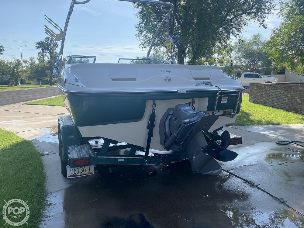 2002 Glastron boat for sale, model of the boat is Gx205 & Image # 17 of 40
