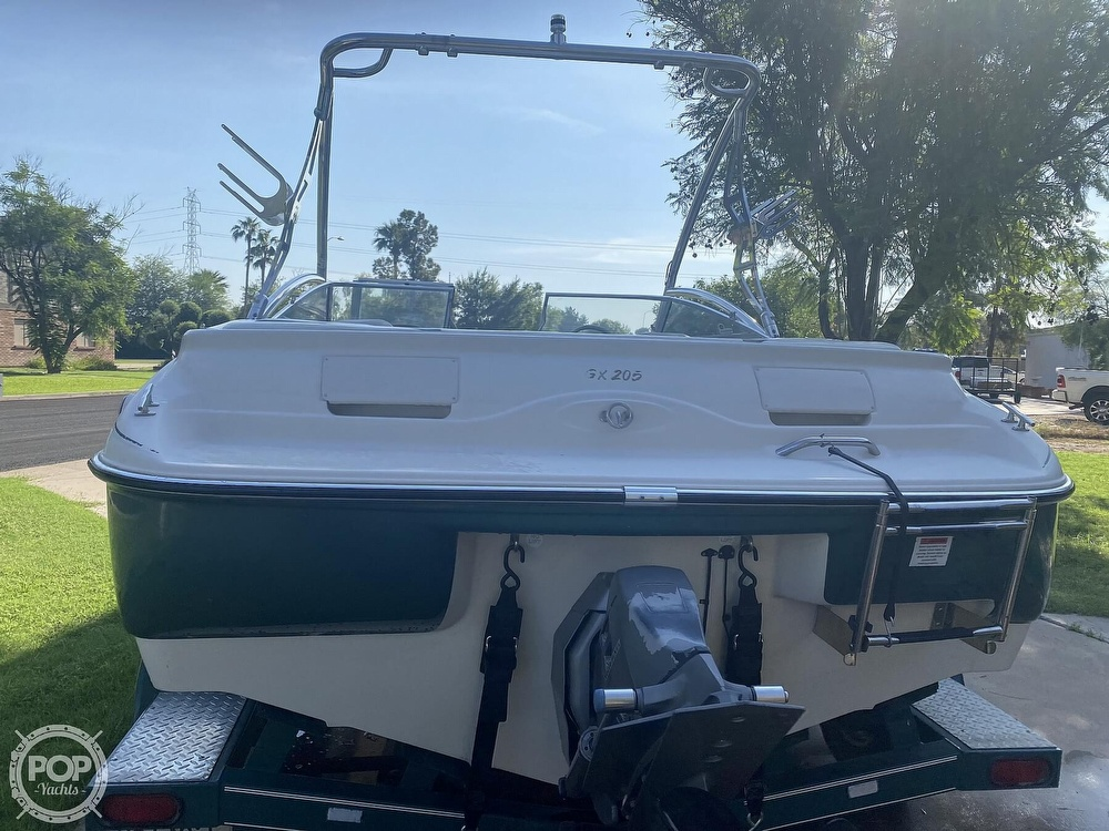2002 Glastron boat for sale, model of the boat is Gx205 & Image # 18 of 40