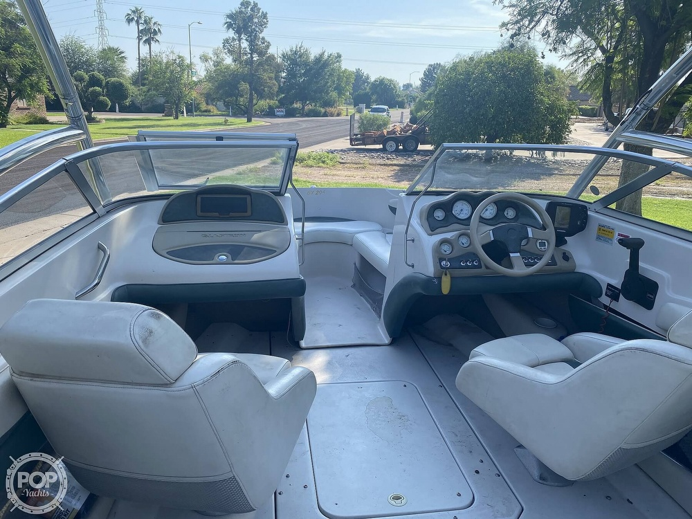 2002 Glastron boat for sale, model of the boat is Gx205 & Image # 23 of 40