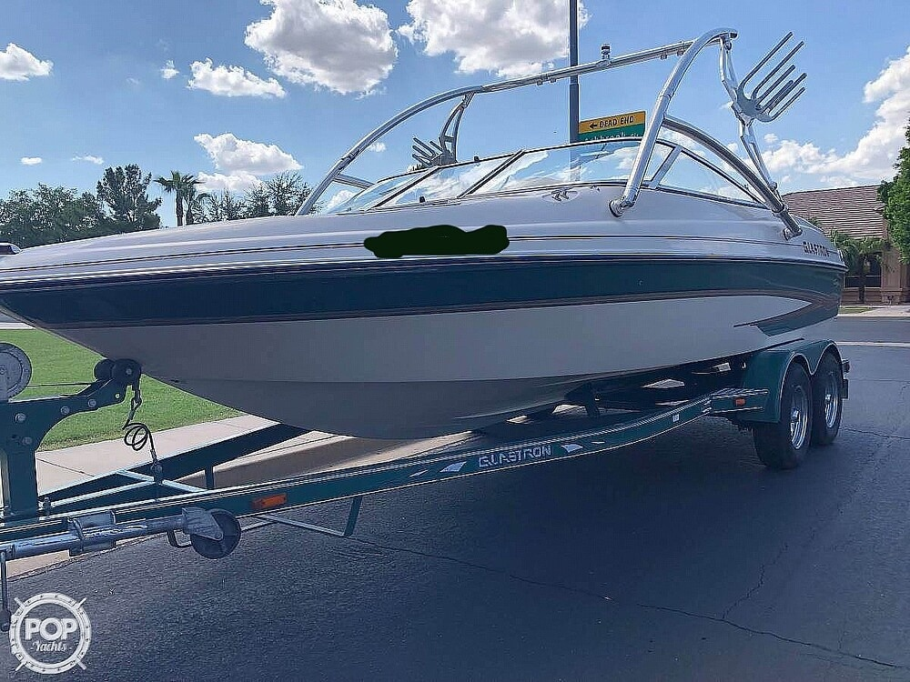 2002 Glastron boat for sale, model of the boat is Gx205 & Image # 3 of 40