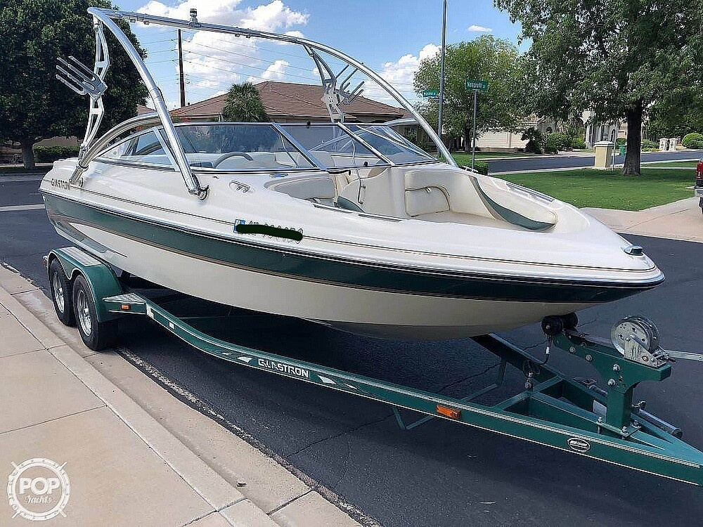 2002 Glastron boat for sale, model of the boat is Gx205 & Image # 2 of 40