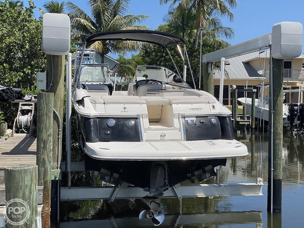 2008 Regal boat for sale, model of the boat is 2700 ES & Image # 2 of 40
