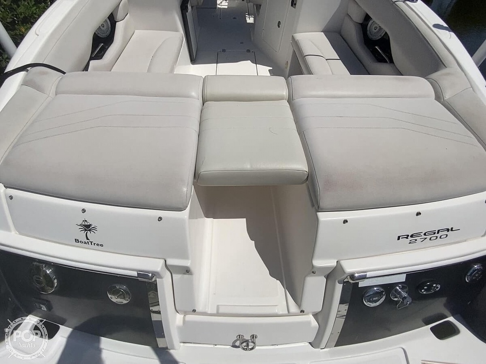 2008 Regal boat for sale, model of the boat is 2700 ES & Image # 22 of 40