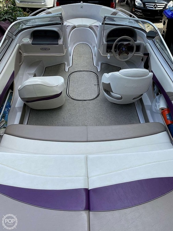 1997 Four Winns boat for sale, model of the boat is Horizon RS & Image # 7 of 8
