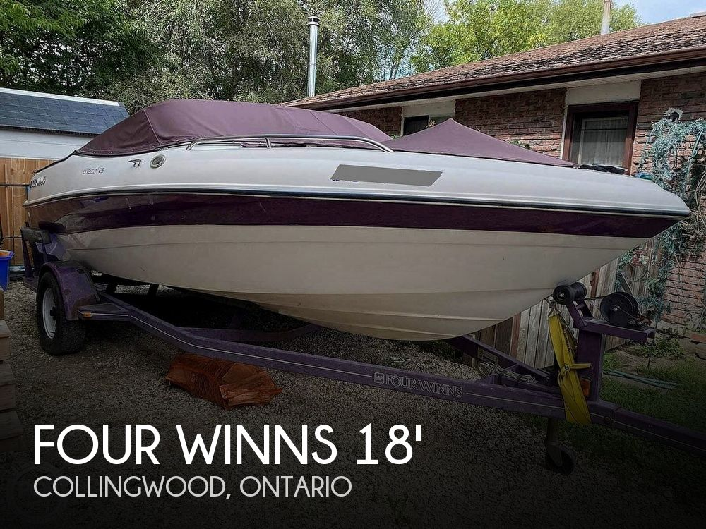 1997 Four Winns boat for sale, model of the boat is Horizon RS & Image # 1 of 8