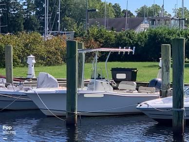 2017 NauticStar 19XS Offshore - #1