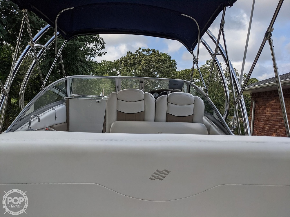 2007 Four Winns boat for sale, model of the boat is Vista 258 & Image # 20 of 40